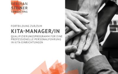 Qualifizierungsprogramm für eine professionelle Personalführung in Kita-Einrichtungen: der Kita-Manager BDVT