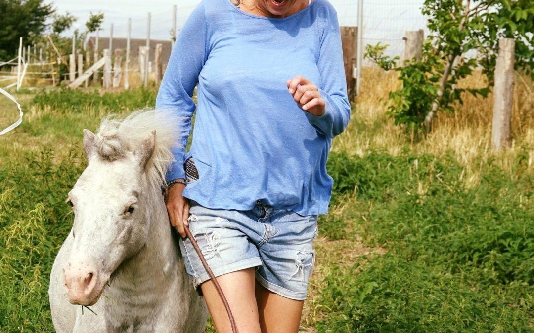 Leidenschaft in der Zusammenarbeit mit Pferden: Christiane Roghmans
